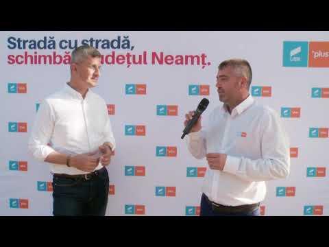 Dan Barna despre Mihai Vornicu USR Plus + Timișești