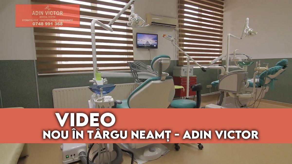 SC ADIN Victor MED SRL – stomatologie, kinetoterapie, fizioterapie
