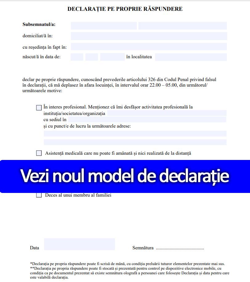 noul model