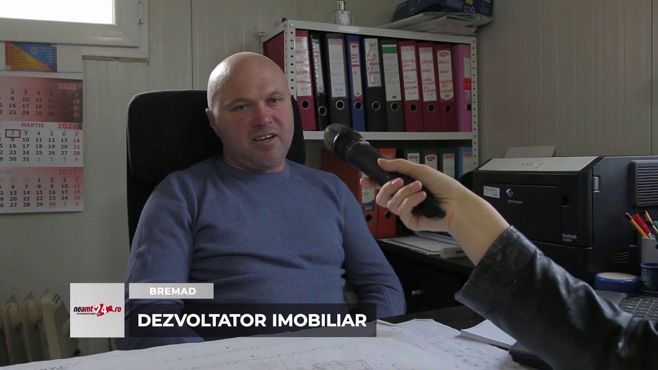 VIDEO – BREMAD, dezvoltatorul nr.1 în orașul Târgu Neamț