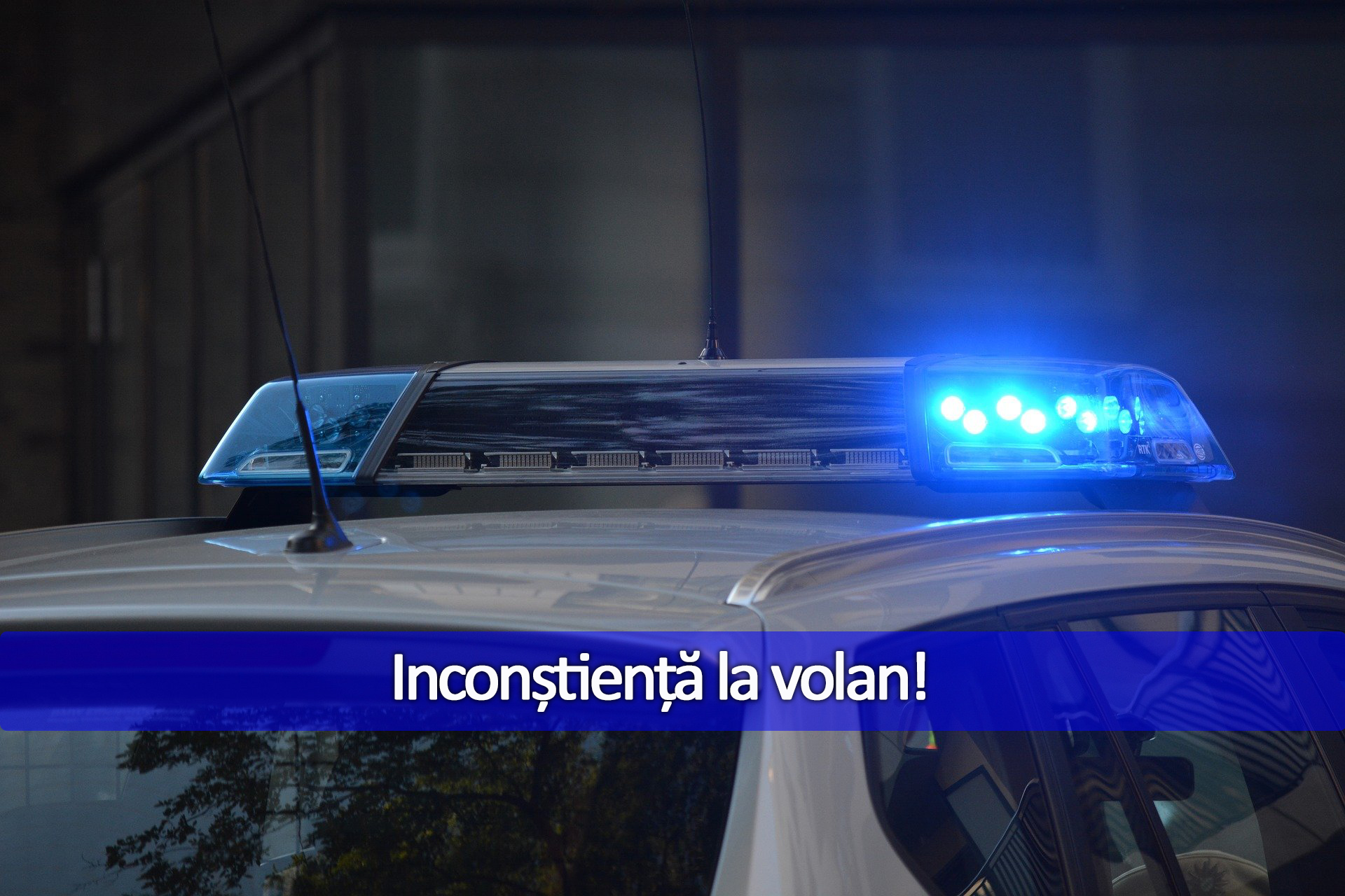 volan accident
